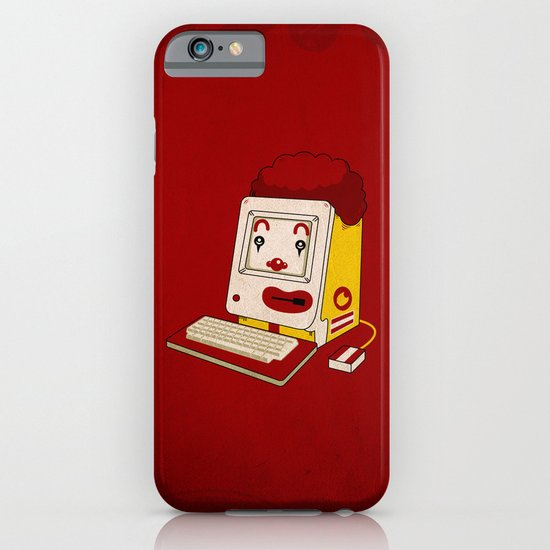 """MAC"" Donalds iPhone & iPod Case"