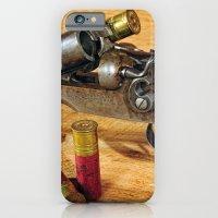 Double Barrel  iPhone 6 Slim Case