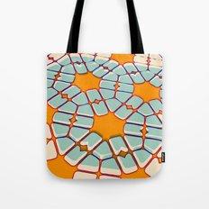 Retro texture Tote Bag