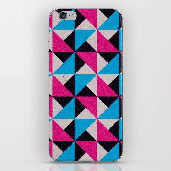 Geometrika: Jupiter Rover CM iPhone & iPod Skin