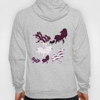 Dancing Fishes Hoody