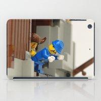 Lego Fight iPad Case
