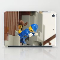 Lego Fight iPad Case