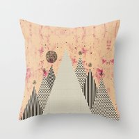 M.F. V. xii Throw Pillow
