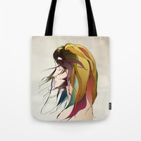 Autumn Wind Tote Bag