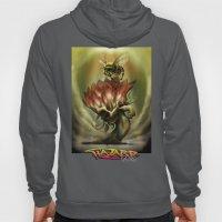 Death Blooms Hoody