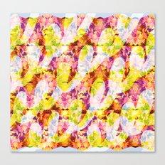 Coils Canvas Print