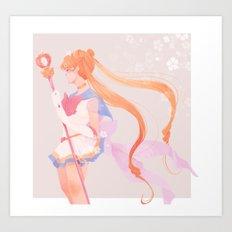 Super S Art Print