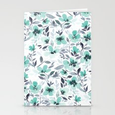 Espirit Mint  Stationery Cards