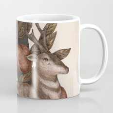 Letter A: Antelope & Apricots Mug