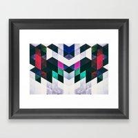 Xyxx Framed Art Print