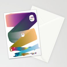 Enough Be Grateful  Stationery Cards