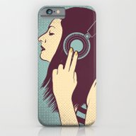 Loud Silence iPhone 6 Slim Case