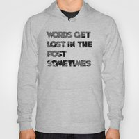 Words. Hoody