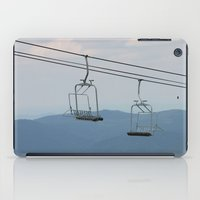 Lonely Together Apart iPad Case