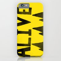 ALIVE iPhone 6 Slim Case