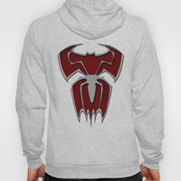 Bat-Spiderman Hoody