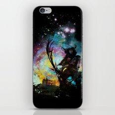 Samourai bot V3 iPhone & iPod Skin