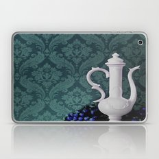 Decanter And Grapes Laptop & iPad Skin