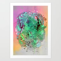 Things Art Print