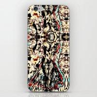 Bromdens Pattern iPhone & iPod Skin