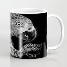Hidden in the Canopy (Parrot) Mug