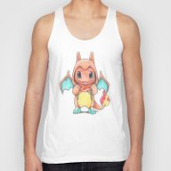 A Burning Passion Unisex Tank Top