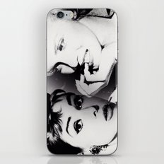 Timeless Dilemma [Consideration] iPhone & iPod Skin