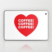 COFFEE! Laptop & iPad Skin