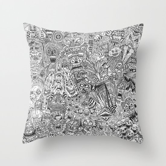 Commencement Throw Pillow