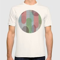MCM Layers Mens Fitted Tee Natural SMALL
