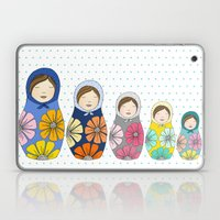 More Matryoshkas Laptop & iPad Skin