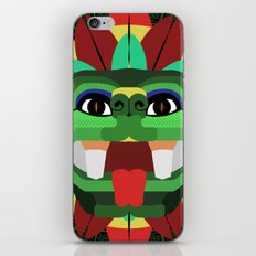 Quetzalcoatl iPhone & iPod Skin