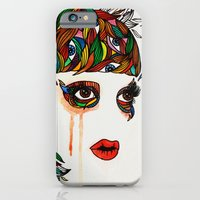 iPhone & iPod Case featuring M#2 by Cannibal Malabar