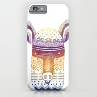 iPhone & iPod Case featuring Pig by Tina Siuda