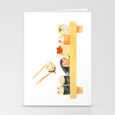 Maki Neko Stationery Cards