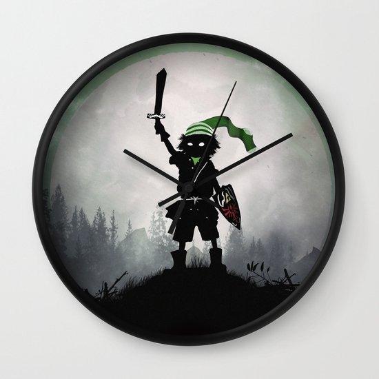 Link Kid Wall Clock