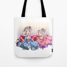 Gossip Girls Tote Bag