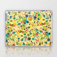 Dust Laptop & iPad Skin