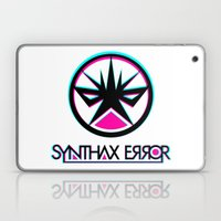Synthax Error Laptop & iPad Skin