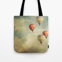 Tales Of Far Away Tote Bag
