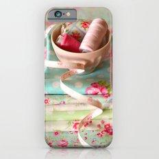Craft Room - pastel iPhone 6 Slim Case
