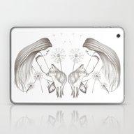 Dandelion Daze Laptop & iPad Skin