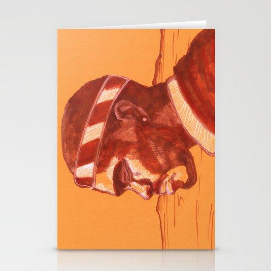 """Channel Orange"" by Cap Blackard Stationery Card"
