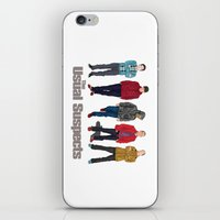 The Usual Suspect Casual… iPhone & iPod Skin