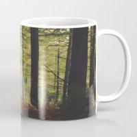 Autumn Wood Mug