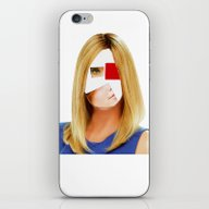 Disaster In Her Face · … iPhone & iPod Skin