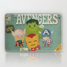 avengers fan art Laptop & iPad Skin