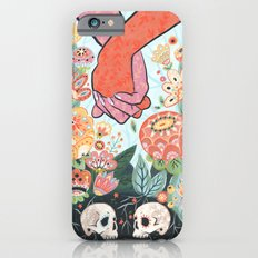 Till Death Do Us Part iPhone 6 Slim Case