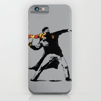 iPhone & iPod Case featuring The Snatcher by Hillary White